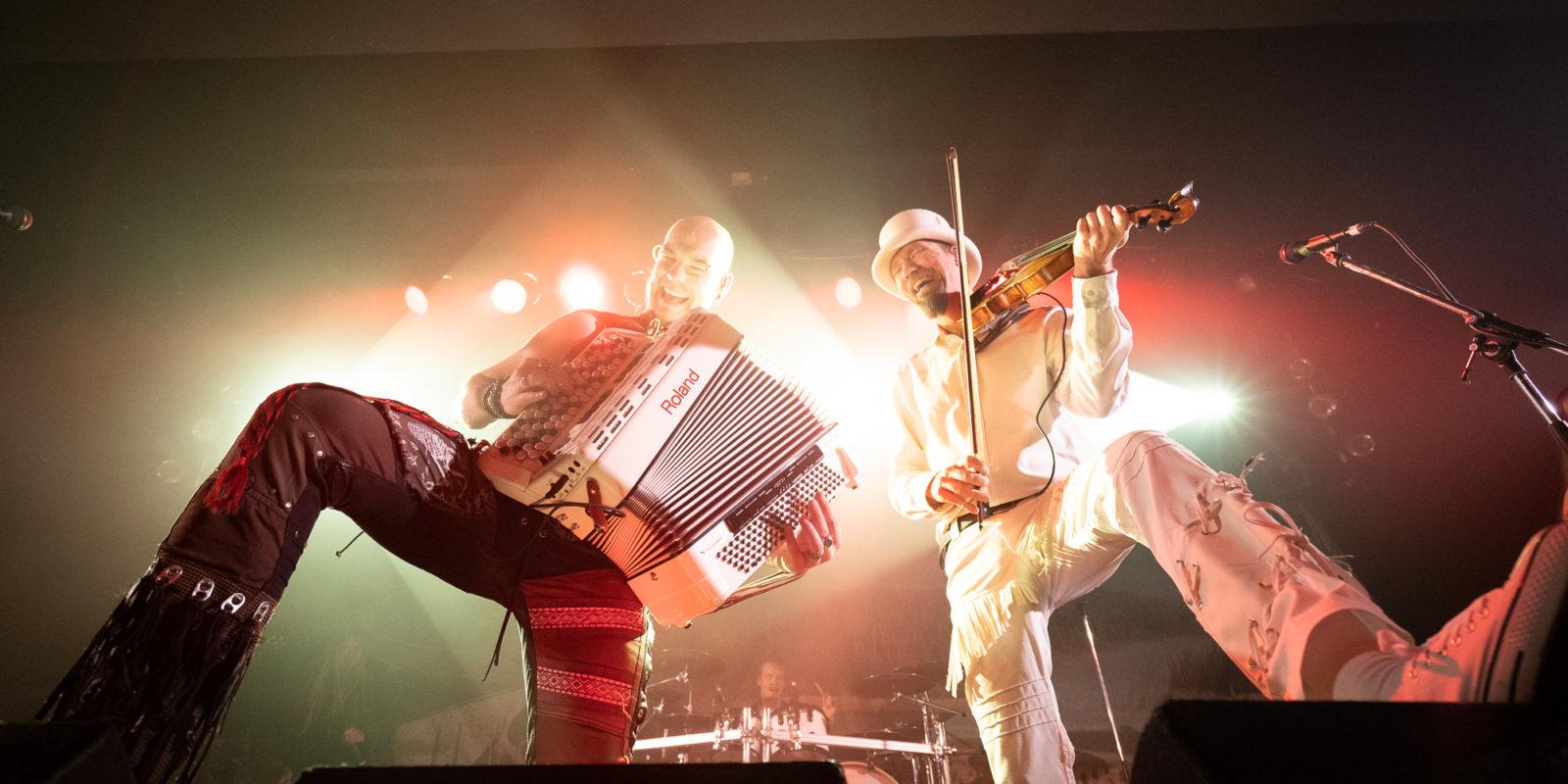 Korpiklaani JAPAN TOUR 2020/Umeda amHall(Osaka)