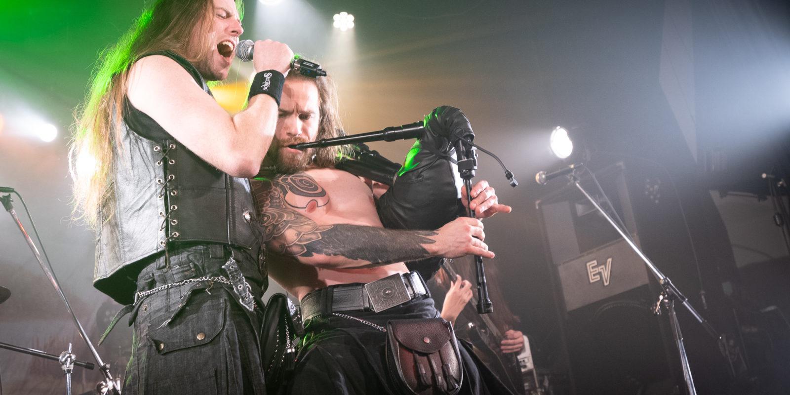 Skiltron – Korpiklaani JAPAN TOUR 2020/Umeda amHall(Osaka)
