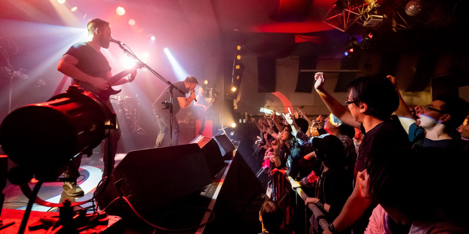 Circus Maximus – Nine Lives Japan Tour 2019/Umeda amHall(Osaka)